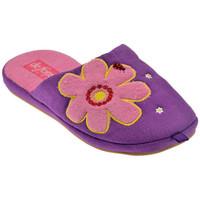 Zapatos Mujer Pantuflas De Fonseca  Violeta