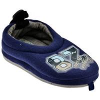 Zapatos Niños Zuecos (Mules) De Fonseca  Azul
