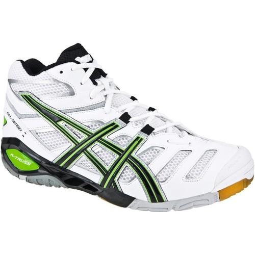 Zapatos Hombre Multideporte Asics Gel Sensei 4 MT Blanco,Grises,Verdes
