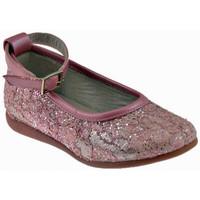 Zapatos Niña Bailarinas-manoletinas Almarino  Rosa
