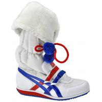 Zapatos Niños Botas urbanas Onitsuka Tiger  Blanco