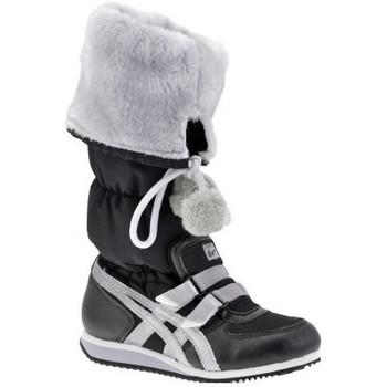 Zapatos Niños Botas urbanas Onitsuka Tiger  Negro