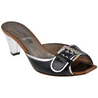 Zapatos Mujer Sandalias Progetto  Negro