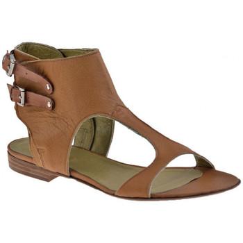Zapatos Mujer Sandalias Progetto  Marrón