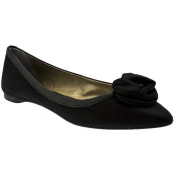 Zapatos Mujer Bailarinas-manoletinas Progetto  Negro
