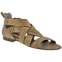 Zapatos Mujer Sandalias Progetto  Gris