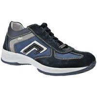 Zapatos Hombre Zapatillas altas Zen  Azul
