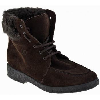 Zapatos Mujer Botas de nieve Valleverde  Marrón
