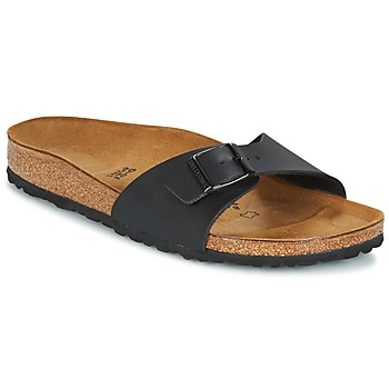 Zapatos Mujer Zuecos (Mules) Birkenstock MADRID Negro