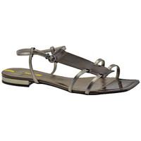 Zapatos Mujer Sandalias Lea Foscati  Marrón