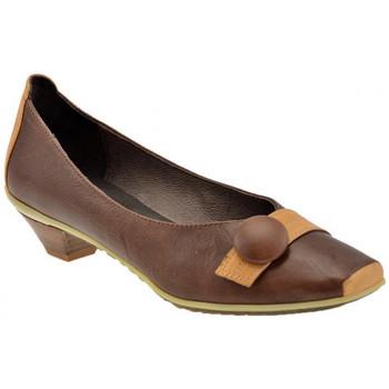 Zapatos Mujer Bailarinas-manoletinas Lea Foscati  Marrón