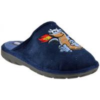 Zapatos Niños Pantuflas Inblu  Azul
