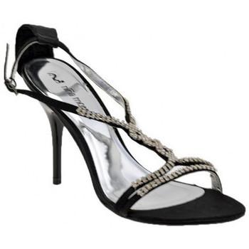 Zapatos Mujer Sandalias Nina Morena  Negro