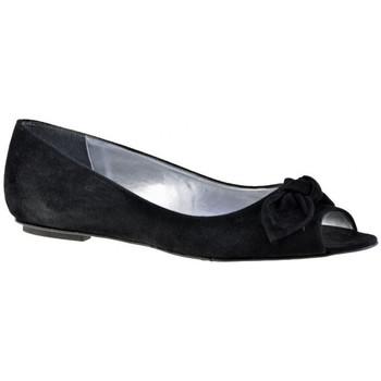 Zapatos Mujer Bailarinas-manoletinas Charlize Italia  Negro