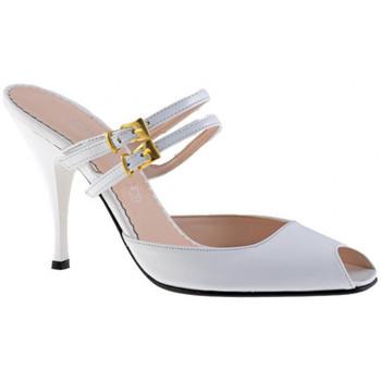 Zapatos Mujer Zuecos (Clogs) Charlize Italia  Blanco