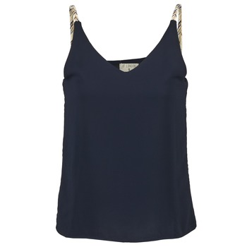 textil Mujer Tops / Blusas Betty London EVOUSA Marino