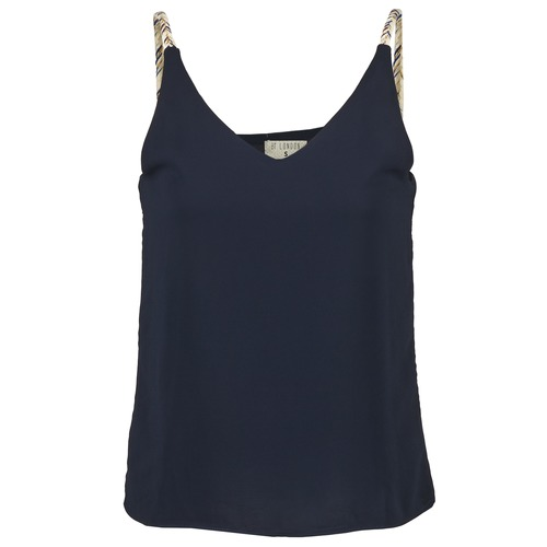 Betty London EVOUSA Marino - Envío gratis   ! - textil blusas Mujer