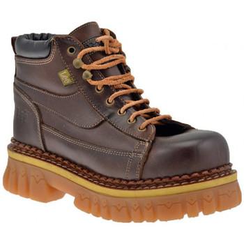 Zapatos Hombre Senderismo Lee  Marrón