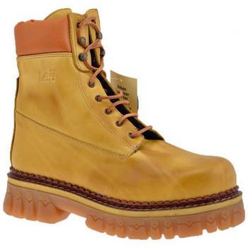 Zapatos Hombre Senderismo Lee  Beige