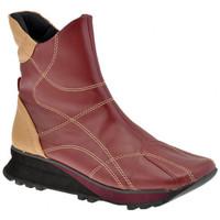 Zapatos Mujer Botines Lee  Marrón