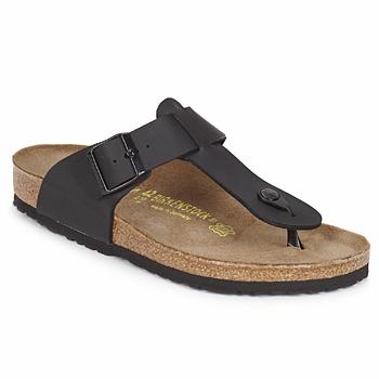 Zapatos Hombre Chanclas Birkenstock MEDINA Negro