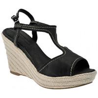 Zapatos Mujer Sandalias Donna Loka  Negro
