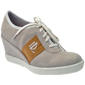 Zapatos Mujer Zapatillas altas Donna Loka  Beige