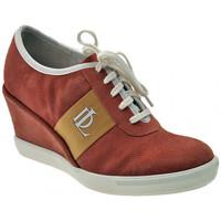 Zapatos Mujer Zapatillas altas Donna Loka  Rosa