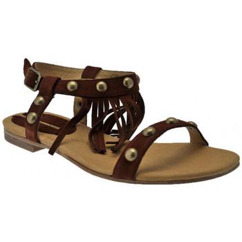 Zapatos Mujer Sandalias Donna Loka  Marrón
