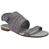 Zapatos Mujer Sandalias Donna Loka  Gris