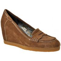Zapatos Mujer Mocasín Otto E Dieci  Gris