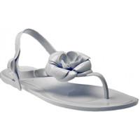 Zapatos Mujer Chanclas Jay.peg  Blanco