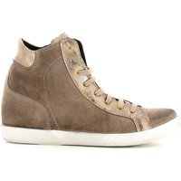 Zapatos Mujer Zapatillas altas People For Happiness 154 Sneakers Mujeres Turtledove Turtledove