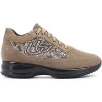 Zapatos Mujer Zapatillas bajas Byblos Blu 657001 Shoes with laces Mujeres Turtledove