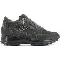 Zapatos Mujer Zapatillas bajas Byblos Blu 657008 Shoes with laces Mujeres Anthracite Anthracite