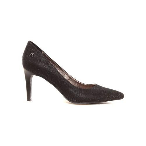 Zapatos Mujer Zapatos de tacón Replay Escarpins Madeley RH650005S noir paillettes Negro