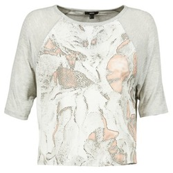 textil Mujer camisetas manga corta Mexx EXOTI Gris