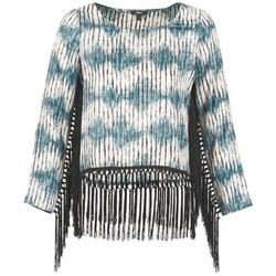 textil Mujer Camisetas manga larga Mexx AMBRELI Azul