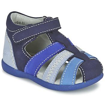 Zapatos Niño Sandalias Kickers BABYSUN Marino / Azul