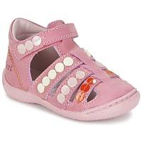 Zapatos Niña Sandalias Kickers GIFT Rosa
