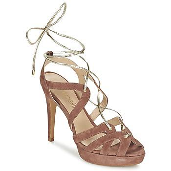 Zapatos Mujer Sandalias Fericelli BAIOLA Nude