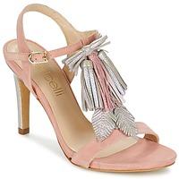 Zapatos Mujer Sandalias Fericelli PATIERNA Rosa