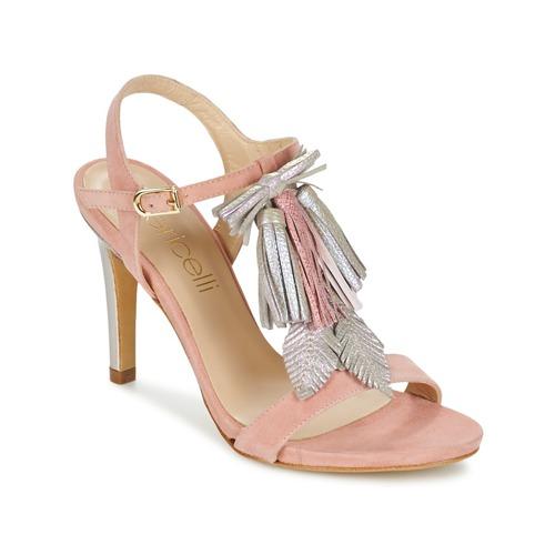 Casual salvaje Zapatos especiales Fericelli Rosa PATIERNA Rosa Fericelli 974a94