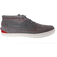 Zapatos Hombre Botas de caña baja Lacoste 30SRM0040 MEYSSAC DECK Gris