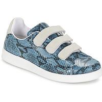 Zapatos Mujer Zapatillas bajas Yurban ETOUNATE Azul / Jeans