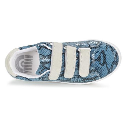 Zapatos Zapatillas Yurban AzulJeans Mujer Etounate Bajas K1cJlF