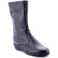 Zapatos Mujer Botas de caña baja Losal 2357 Negro