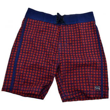 textil Hombre Shorts / Bermudas Billabong  Rojo