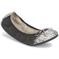 Zapatos Mujer Bailarinas-manoletinas Les P'tites Bombes CAPRICE Negro
