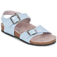 Zapatos Niña Sandalias Les P'tites Bombes J ROSE Azul